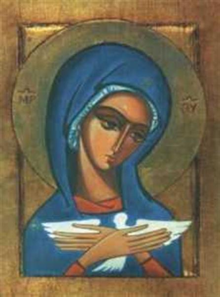 Maryja - Oblubienica Ducha Świętego, Matka Kościoła